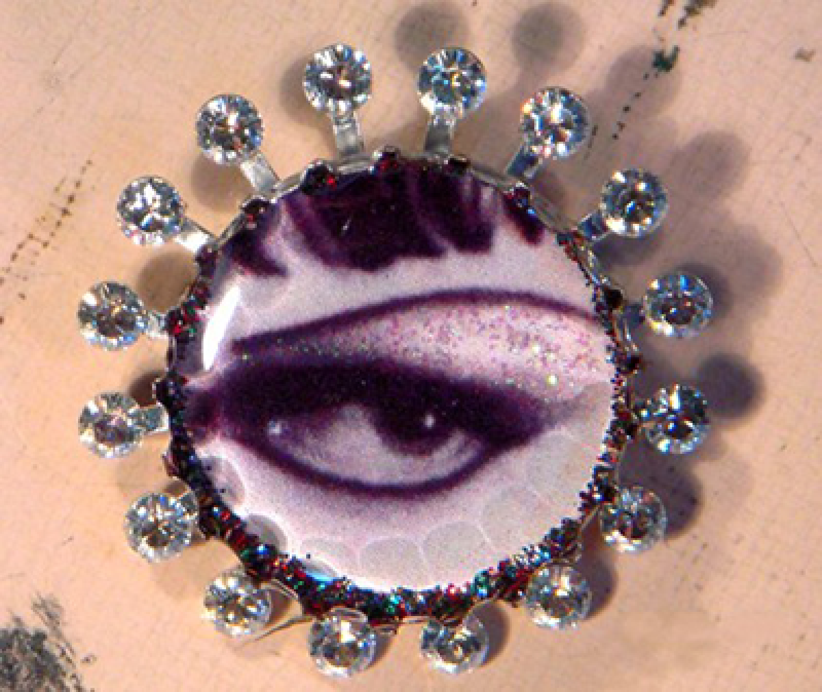 positive image vibes products brooch monartdesign good eye