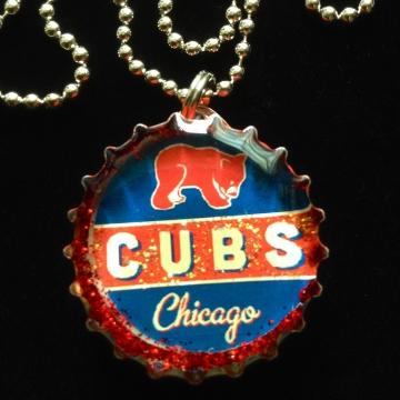 Go Cubs! Necklace
