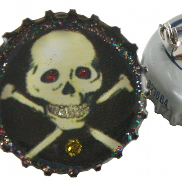 Scull Pin
